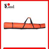 オレンジカラーのカスタマイズされた単一のスキー袋