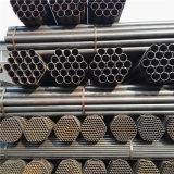 Pijp van het Staal van de Koolstof Is1161 de StandaardERW van ASTM A53 A500 BS1387 Zwarte met ISO- Certificaat