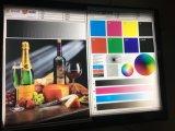 Крен ширины печатание Xaar1201 1.8m для того чтобы свернуть UV машинное оборудование печатание