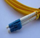 光ファイバCATVおよび試験装置のためのファイバーのパッチ・コードのデュプレックス
