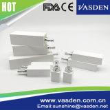 Spazii in bianco traslucidi materiali di Sirona di Zirconia della ceramica di Preshade del laboratorio dentale alti per CNC