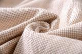 中国の製造者によってリサイクルされる有機性綿リネンポリエステルブレンドファブリック