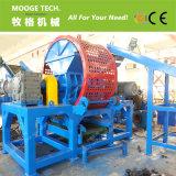 Gomma che ricicla strumentazione /tyre che ricicla macchina con la certificazione del CE