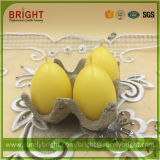 Candela del regalo di festa di Pasqua con figura dell'uovo (CR002)