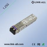 500m LC duplex 1,25GB/s módulos ópticos SFP transceptor de fibra óptica