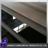 Лист нержавеющей стали Ba зеркала ASTM 201 Polished с пленкой