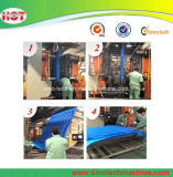 Machine de soufflement en plastique de réservoir de machine/eau de soufflage de corps creux d'extrusion d'accumulation de palettes