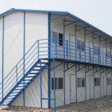 야영지 설비를 위한 Prefabricated 가벼운 강철 가건물