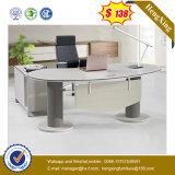L escritorio de oficina de encargado de los muebles del vector de roble del diseño de la dimensión de una variable (UL-ND053)