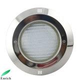 316 lámpara embutida subacuática inoxidable de la piscina del acero IP68 PAR56 LED