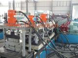 스테인리스는 기계 제조자 사우디 사람을 형성하는 케이블 쟁반 롤을 꿰뚫었다