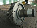 Kundenspezifisches Schmieden zerteilt Wind-Turbine-Hauptwelle für Wind-Turbine-Generator