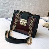 Signora brillante Handbag dell'unità di elaborazione del sacchetto di spalla del messaggero della serratura di nuovo disegno di modo