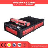 Hotsale hölzerne Furnierholz CO2 Laser-Stich-Ausschnitt-Maschine