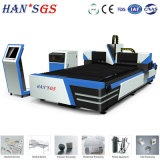 Автоматическая система ЧПУ 1000W волокна лазерная резка машины для стального листа