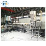 Machine à deux étages à haute production d'extrusion pour la composition de PVC