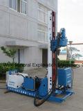 Strahl der Schienen-XP25, der die Ölplattform befestigt aufbereitenden Aufbau überzieht
