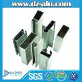 Perfil de alumínio de Indonésia para a porta deslizante do Casement do indicador