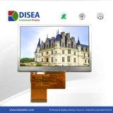 Module d'affichage TFT LCD 4,3 pouces 480X272 broche 24bit RVB 45500cd/m2 G