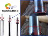 elevador de gás do aço inoxidável de 260mm para as peças da cadeira da barra