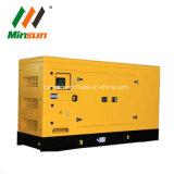 100kw Diesel van Ce van China Shangchai Luifel Ingesloten Generator
