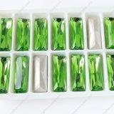 Pujiang Fabrik-Großverkaufdekorativer reflektierender KristallRhinestone für Schmucksache-Zubehör