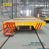 Equipo de manipulación de materiales ferroviario de la fábrica del transporte del taller
