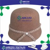 女性Winter Polyester Bucket Hat (AZ047)