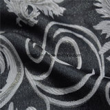 Jacquardwebstuhl Garn-Farben-Polyester-Vorhang-Tuch-Gewebe 100%
