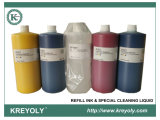 HC5500 보충물 잉크 색깔 잉크 C/M/Y/K를 위한 본래 잉크 양식 일본