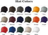 Горячая продажа высокое качество моды содействия развитию спорта рекламных подарков Саржа из хлопка печать вышивка Sun бейсбола Red Hat винты с головкой