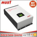 5kVA 평행한 기능을%s 가진 순수한 사인 파동 태양 변환장치