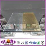 Folha de espelho em acrílico de PMMA para entalhar a laser e Decoração de parede