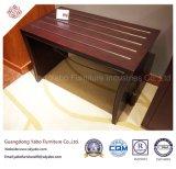 Сжатая мебель гостиницы с деревянным шкафом багажа (YB-E-10)