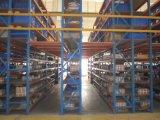 Industriële Mezzanine van het Rek van de Opslag van het Comité van het Staal met SGS/ISO voor Pakhuis