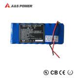Batteria di ione di litio ricaricabile della batteria 3.7V 8800mAh