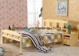 Твердые деревянные кровати современные кровати (M-X2797)