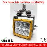 Super brillante luz de conducción de inundación luz LED de trabajo con IP68
