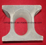 Mullita ladrillo cerámico para cerámica hornos industriales