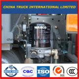 Vrachtwagen van de Tractor van Sinotruk HOWO 6X4 de Op zwaar werk berekende voor Aanhangwagen