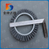 Cepillo de la bobina de la rueda de filamento Abbrasive