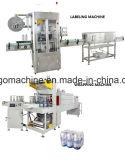 Praça automática da Luva de contração do vaso de máquinas de rotulagem