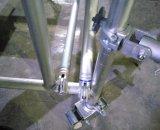 mobiele Toren van de Steiger van het Aluminium van de Verkoop van 5m de 6m Hete