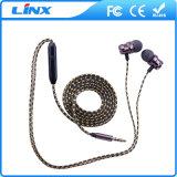 Супер басовый китайский наушник металла Earbuds фабрики