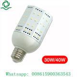 360 Grau de milho2835 SMD LED E27 E40