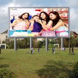 Цвет СИД высокого качества P8 напольный полный рекламируя экран дисплея