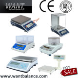 電子バランスの分析的なバランス0.01g 0.001g 0.1mg 100g 200g 500g 2kg 3kg 5kg