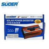 Inversor modificado 230V de la potencia de onda de seno de Suoer 1000W 12V (SAA-D1000A)
