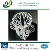 급속한 시제품을 인쇄하는 주문을 받아서 만들어진 3D