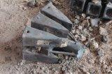 Machines de construction de morceau d'extrémité de bouteur du tracteur à chenilles 7j3462